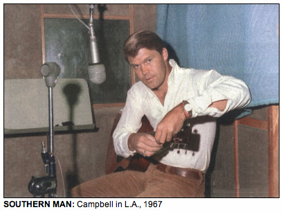 Glen Campbell in 1967